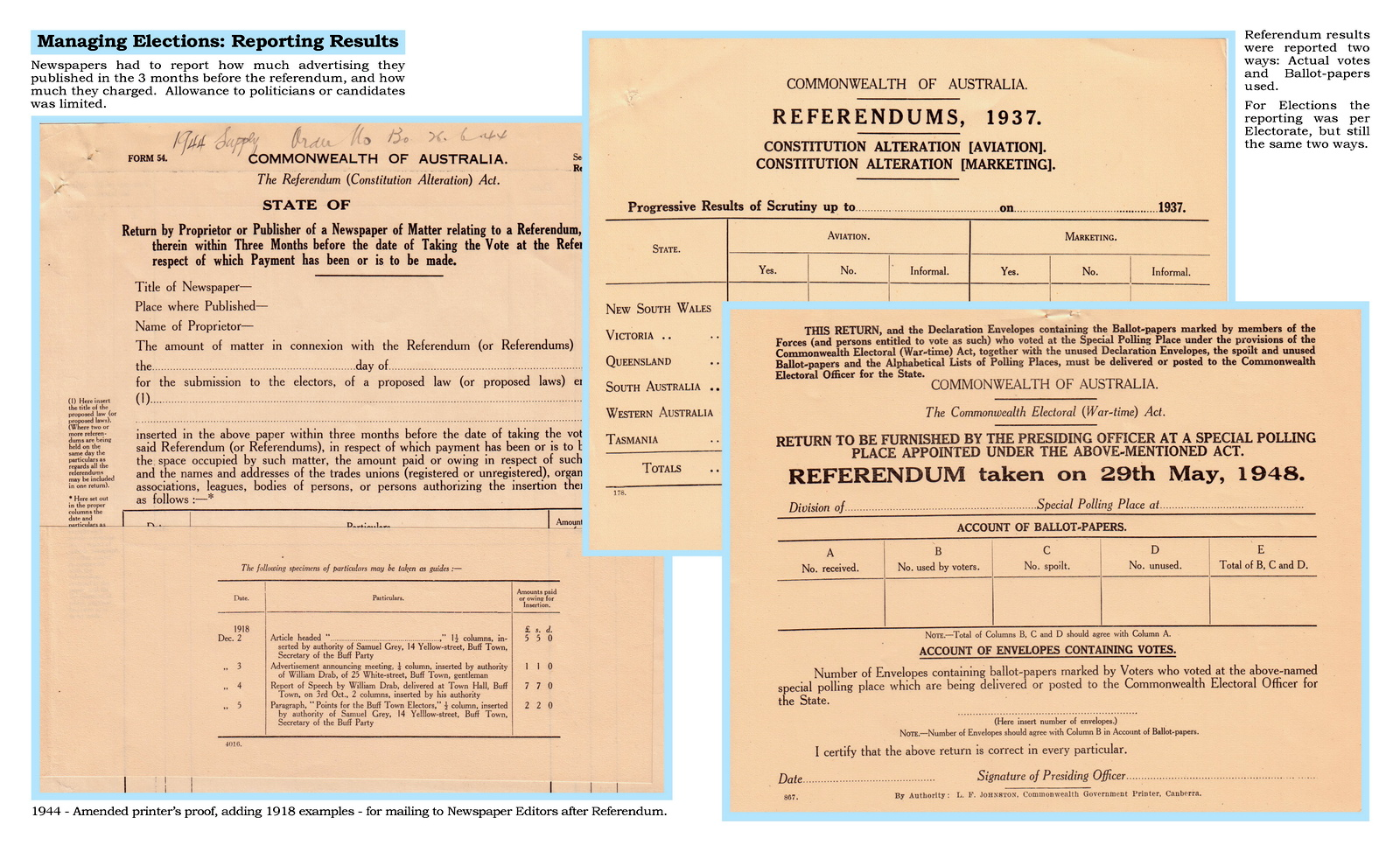 the sections of the australian constitution under scrutiny during the 1967 referendum and the record A constitutional referendum was held with more than 90 per cent of australian voters in all states voting in favour of amending the constitution two references which discriminated against indigenous people were removed, allowing commonwealth parliament to make special laws for indigenous people and include them in population counts.